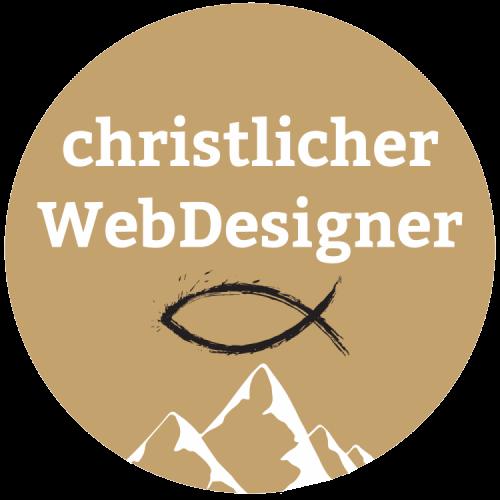 Christlicher Webdesigner, christliches Webdesign, Jesus